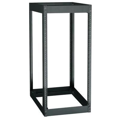 Black Box 4-Post, 15U Rack - Zwart