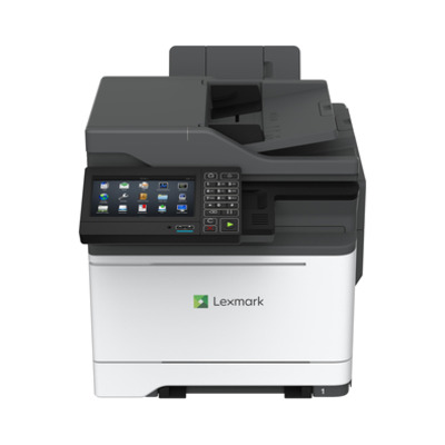 Lexmark CX625ade Multifunctional - Zwart,Cyaan,Magenta,Geel