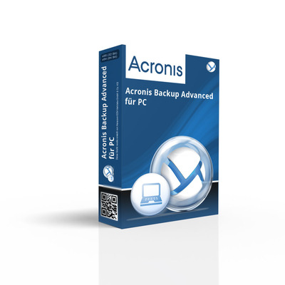 Acronis Backup Advanced for PC Software licentie