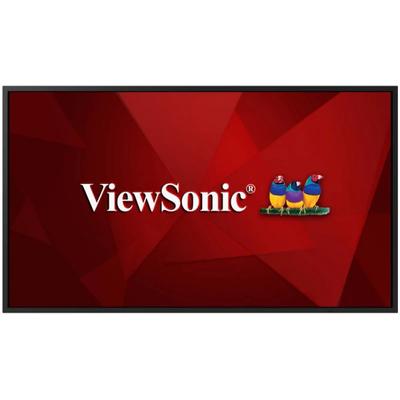 Viewsonic CDE5520W Public display - Zwart