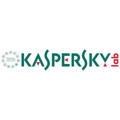 Kaspersky lab software: Total Security f/Business, 15-19u, 3Y, Base RNW