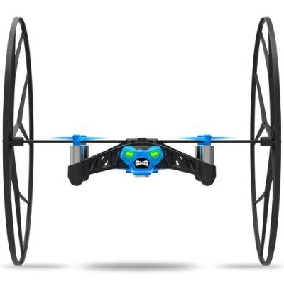 Parrot drones: Rolling Spider - Blauw