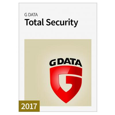 G DATA C1003ESD36003 software licentie