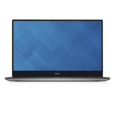 Dell laptop: Precision 5510 - Core i7 - 8GB RAM - 500GB - Zwart, Zilver