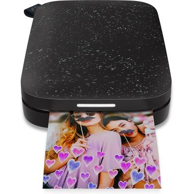 HP Sprocket 200 fotoprinter - Zwart