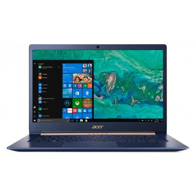 Acer laptop: Swift Swift 5 Pro SF514-52TP-58EQ - Blauw, QWERTY