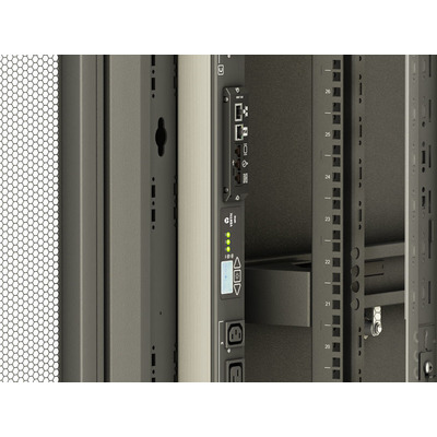 Vertiv MPH2 rack-PDU, receptaclebeheer, 0U, ingang IEC 60309 230/400 V 3 x 16 A, uitgangen (24) C13 .....