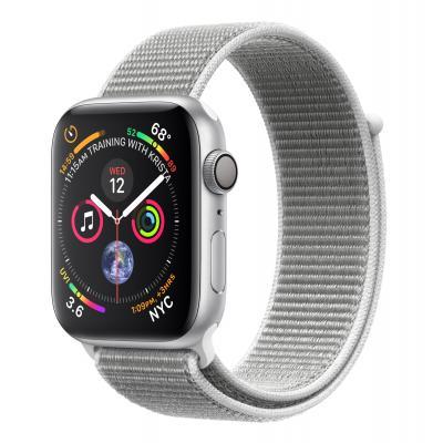 Apple smartwatch: Watch Series 4 Silver Aluminium 44mm