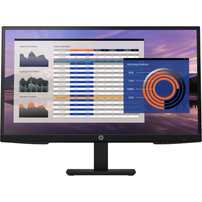 HP P27h G4 Monitor