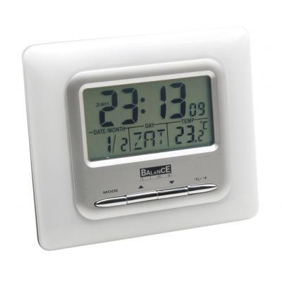 Balance wekker: LCD Wekker