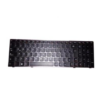 Lenovo notebook reserve-onderdeel: Spa102keyGreyFKeyboard(win8)  - Zwart, Grijs