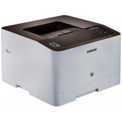 Hp laserprinter: SL-C1810W - Zwart, Cyaan, Magenta, Geel