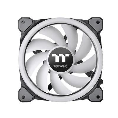 Thermaltake Riing Trio 14 RGB TT Premium Edition Hardware koeling - Zwart, Grijs