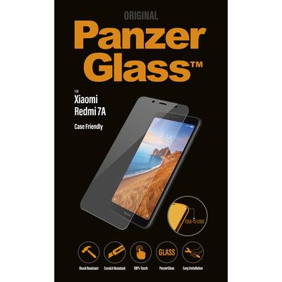 PanzerGlass Xiaomi Redmi 7A Edge-to-Edge Screen protector - Transparant