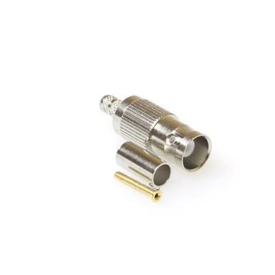 Intronics coaxconnector: RG 59 / RG 62 female Crimp Connector