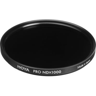 Hoya camera filter: PROND1000 - Zwart