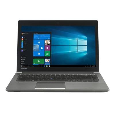 Toshiba laptop: Tecra Z40-C-106 - Grijs, Roestvrijstaal