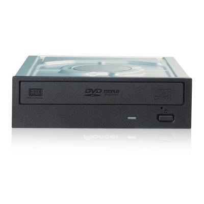 Acer brander: ODD PIONEER SUPER-MULTI Drive HH DL 16X DVR-219RS LF Black Bezel SATA (WIN7+HF) - Zwart