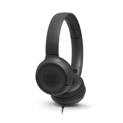 JBL Tune 500 Headset - Zwart