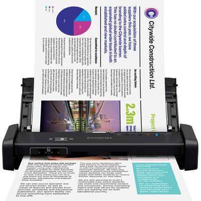 Epson WorkForce DS-310 Scanner - Zwart