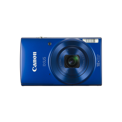 Canon digitale camera: Digital IXUS 190 - Blauw