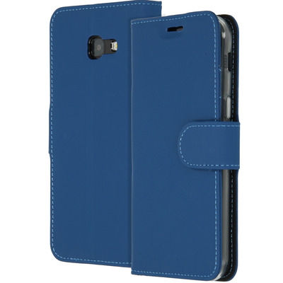 Wallet Softcase Booktype Samsung Galaxy A5 (2017) - Blauw / Blue Mobile phone case