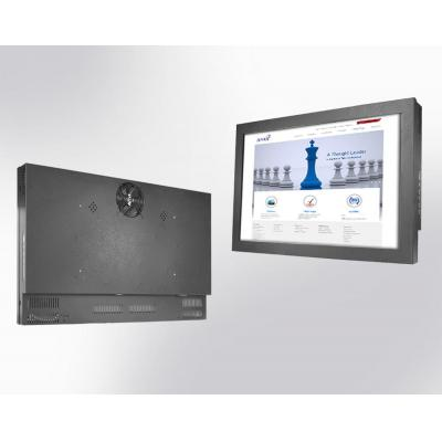 """Winsonic IP65 front Chassis, 61.214 cm (24.1"""") LCD monitor, 1920 x 1200, LED 300 nits, VGA input Public display ....."""
