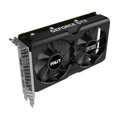 Palit NVIDIA GeForce GTX 1650, 7680 x 4320, 4 GB, GDDR6, PCI E 3.0 x 16, HDMI 2.0b, 2 x DisplayPort 1.4a, 2 Slot, .....
