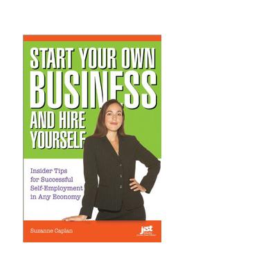 Jist publishing boek: Start Your Own Business and Hire Yourself - eBook (PDF)