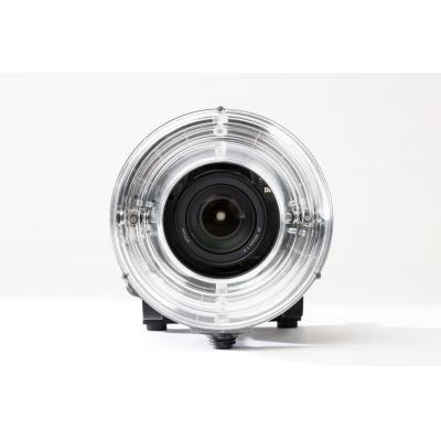 Elinchrom camera flitser: Quadra Ringflash ECO - Zwart, Wit