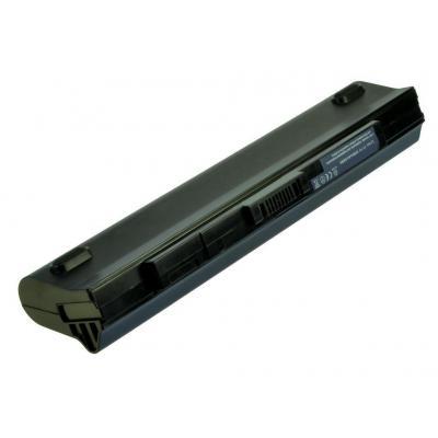 2-power batterij: Main Battery Pack, Li-Ion, 11.1V, 5200mAh, 58Wh, 303g, Black - Zwart