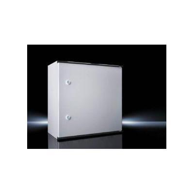 Rittal elektrische behuizing: Kunststof wandkasten KS, RAL 7035, IP 66, NEMA 4X, IK08 - Grijs