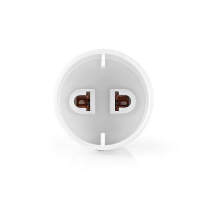 Nedis TRAV02 Kabel adapter - Wit