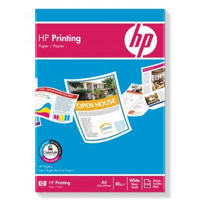 Hp papier: Printing Paper, 500 vel, A4/210 x 297 mm