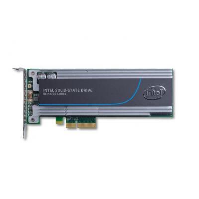 Intel SSD: DC P3700 400GB - Grijs