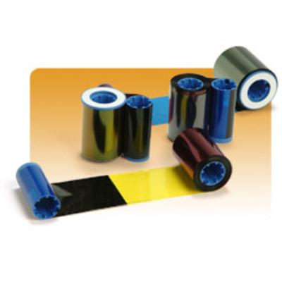 Zebra Monochrome Resin Ribbon Printerlint - Goud