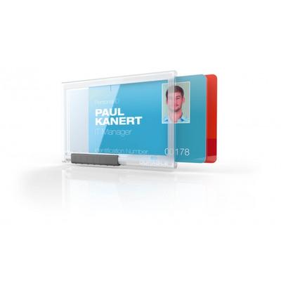 Durable 8921-19 Badge - Transparant