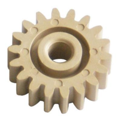 CoreParts FUSER GEAR 18T Compatible parts Printing equipment spare part - Beige