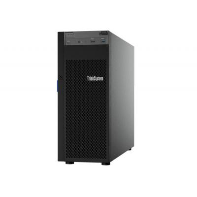 Lenovo ThinkSystem ST250 Server - Zwart