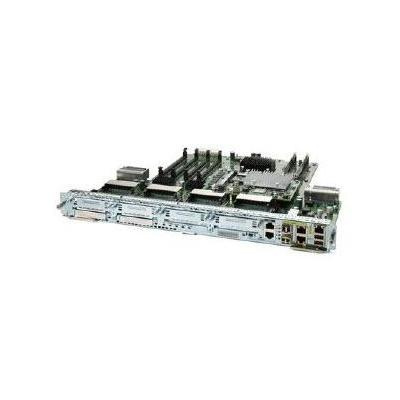 Cisco netwerk switch module: Services Performance Engine 100, 3GE, 4 EHWIC, 4 DSP, 4 SM, 256MB CF, 1GB DRAM, IPB, spare