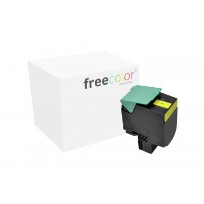 Freecolor X544Y-FRC cartridge
