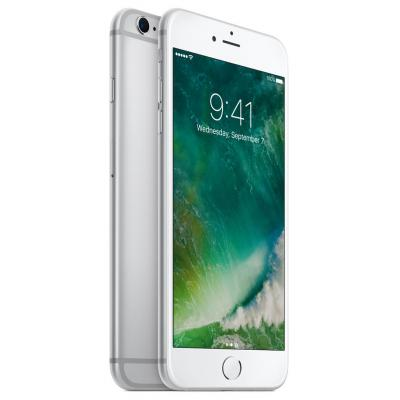 Apple smartphone: iPhone 6s Plus 32GB Silver - Zilver (Refurbished LG)