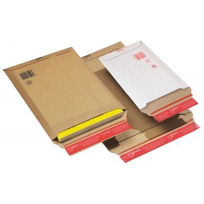 Colompac envelop: CP 010.01 (150 x 250 x 1-50) - Bruin