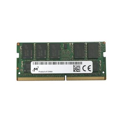 Micron 16GB (x72, ECC DR), 260-Pin, DDR4, SODIMM RAM-geheugen