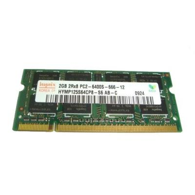 Asus RAM-geheugen: DDR2 800 SO-DIMM 2GB