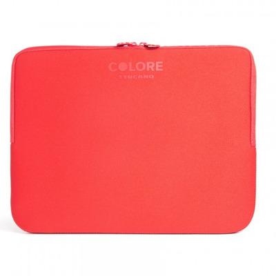 Tucano Colore Second Skin Laptoptas - Rood