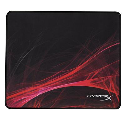 HyperX FURY S Speed Edition Pro Gaming Muismat - Zwart, Rood