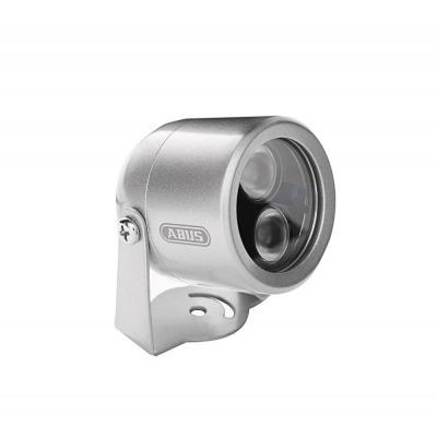 Abus beveiligingscamera bevestiging & behuizing: IR LED, 90°, 10 m,12 V - Roestvrijstaal