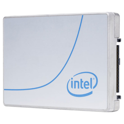Intel DC P4600 SSD - Zilver