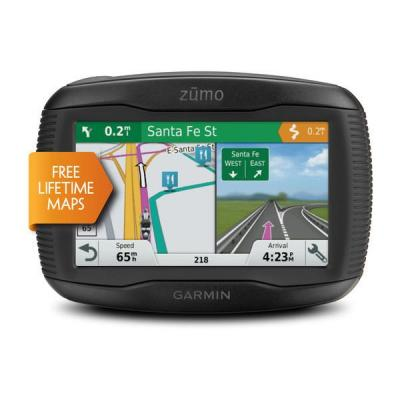Garmin navigatie: zūmo 395LM - Zwart